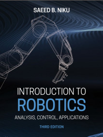 Introduction to Robotics: Analysis, Control, Applications, 3/Ed