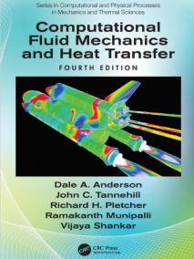 Computational Fluid Mechanics and Heat Transfer, 4/Ed