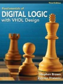 Fundamentals of Digital Logic with VHDL Design, 3/Ed
