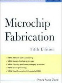 Microchip Fabrication, 5/Ed