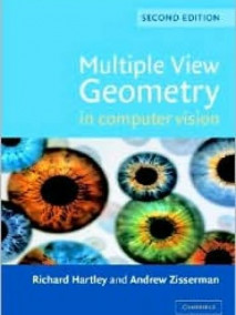 Multiple View Geometry in Computer Vision, 2/Ed