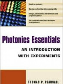 Photonics Essentials: An Introduction with Experiments