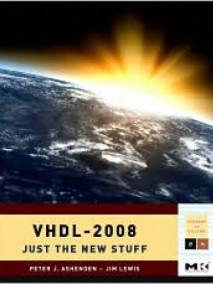 VHDL 2008: Just the New Stuff