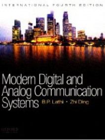 Modern Digital and Analog Communications Systems, 4/Ed