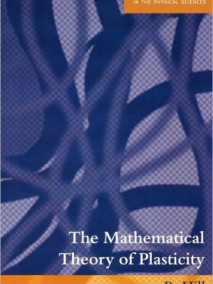 Mathematical Theory of Plasticity