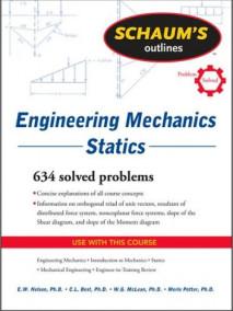 Schaum's Outline of Engineering Mechanics: Statics, 6/Ed