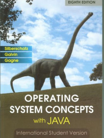 Operating System Concepts with Java, 8/Ed