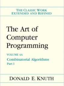 Art of Computer Programming, Vol 4A: Combinatorial Algorithms