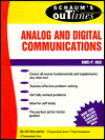 Schaum's Outline of Analog & Digital Communications