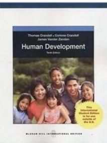 Human Development, 10/Ed