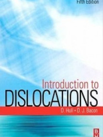 Introduction to Dislocation, 5/Ed