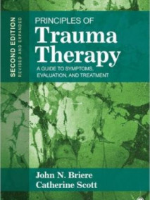 Principles of Trauma Therapy: A Guide to Symptoms, Evaluation, and Treatment, 2/Ed
