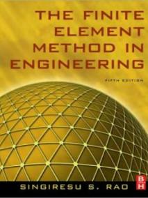 Finite Element Method in Engineering, 5/Ed