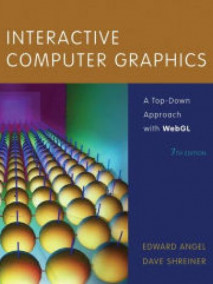 Interactive Computer Graphics: A Top-Down Approach with WebGL(Global Edition), 7/Ed