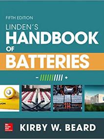 Linden's Handbook of Batteries, 5/Ed